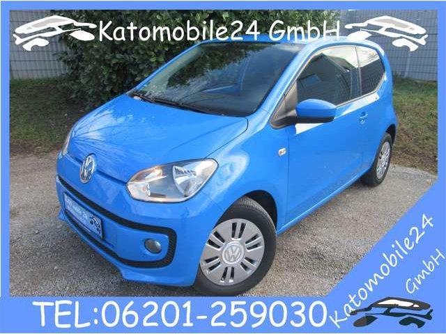 Volkswagen up! move up! eco ErdGas CNG BMT Klima EURO 6 DAB SHZ.., Jahr 2015, Gas