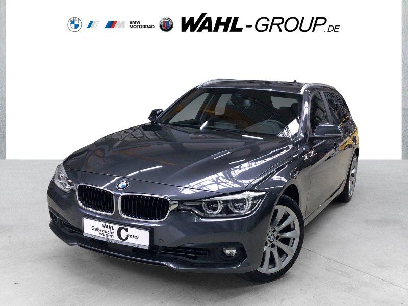 BMW 330d xDrive Touring Advantage LED WLAN Shz PDC, Jahr 2018, Diesel