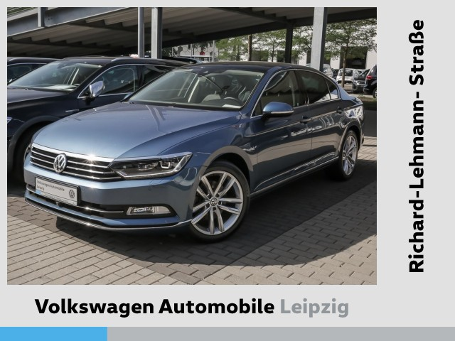 Volkswagen Passat Highline 2.0 TDI BMT DSG *DCC*Navi*Leder*, Jahr 2014, Diesel