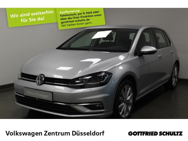 Volkswagen Golf Highline 2.0 TDI DSG *LED*Navi*Keyless*ACC*SHZ*, Jahr 2018, Diesel