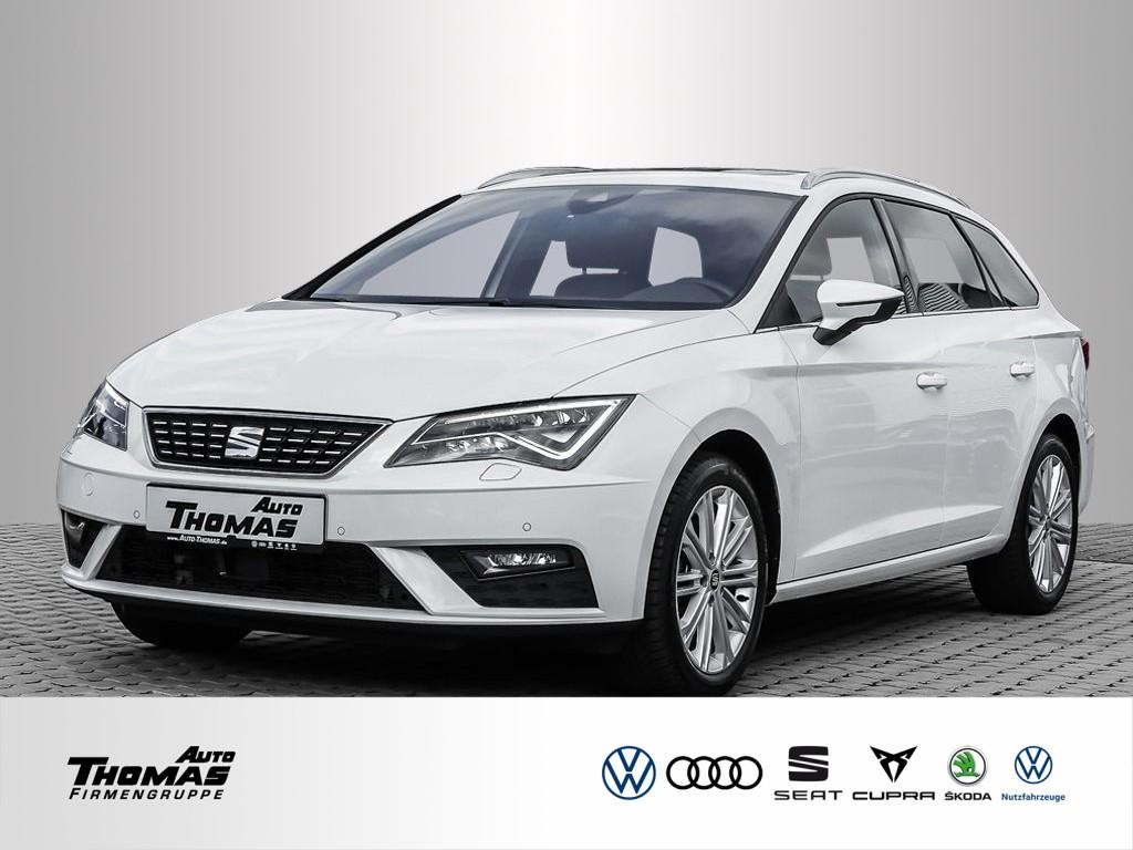 "Seat Leon Sportstourer ""Xcellence"" 1.5 TSI DSG AHK, Jahr 2020, petrol"