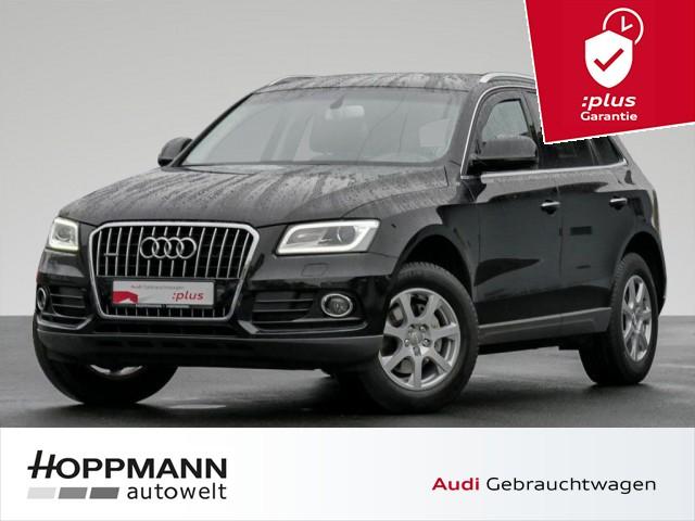 Audi Q5 2.0 TDI quattro DPF clean Diesel XENON, Jahr 2016, Diesel