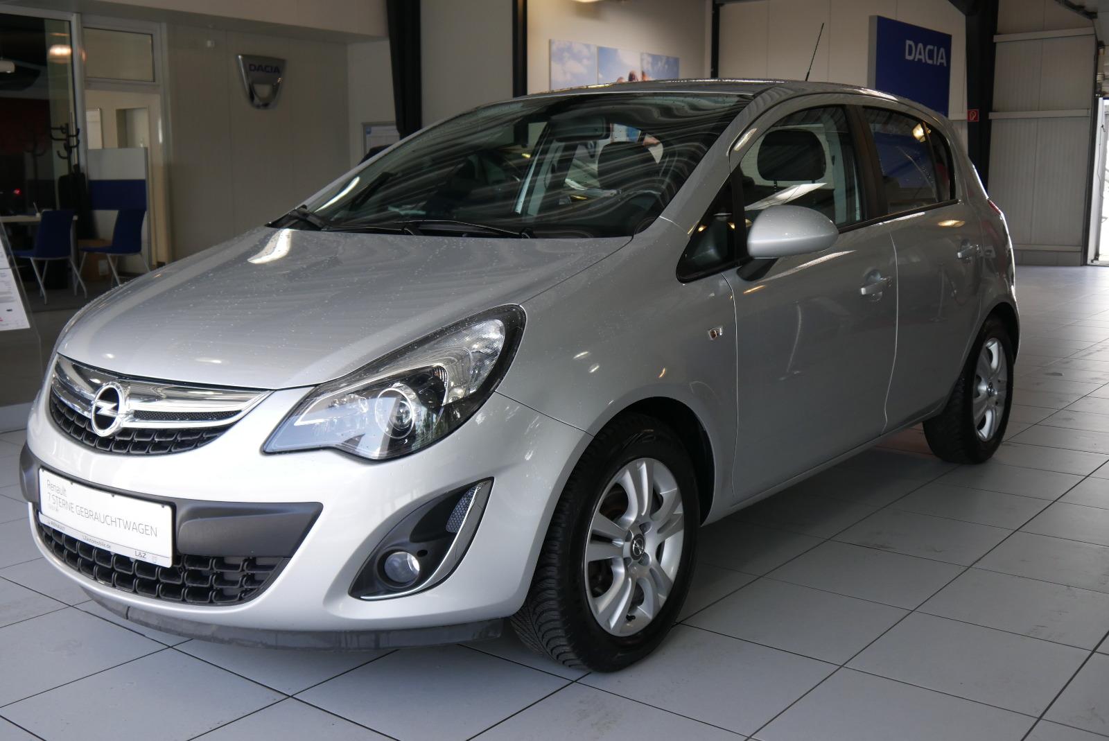 Opel Corsa D 1.4 Innovation 1 Jahr Garantie/TÜV neu, Jahr 2012, Benzin
