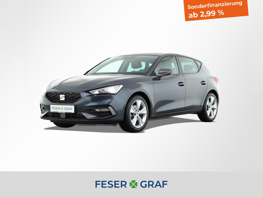 Seat Leon FR 1,5 TSI 110KW|LED|PaketM|VirtualCockpit, Jahr 2020, Benzin