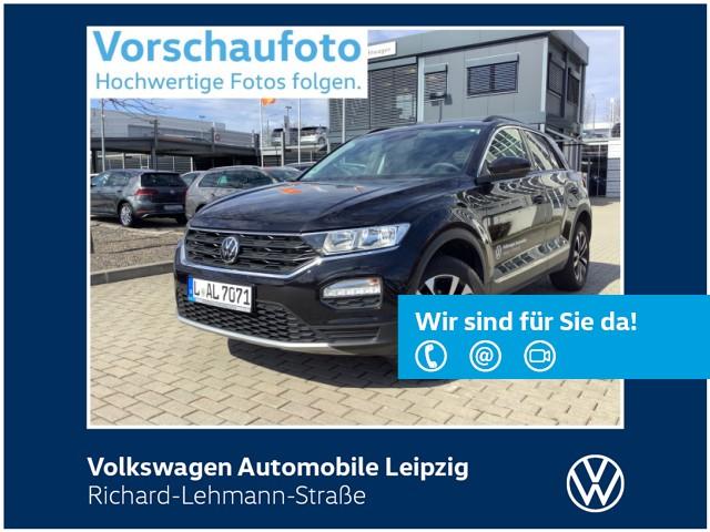 "Volkswagen T-Roc ""United""1.5 TSI ACT DSG *Navi*Lane Assist*, Jahr 2020, petrol"