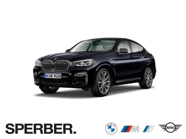 BMW X4 M40 d,NaviPro,HUD,Harm&Kard,Driv.Ass+,RFK,LED,Memory,Pano,SHZ,Lenkradhzg,uvm., Jahr 2018, Diesel
