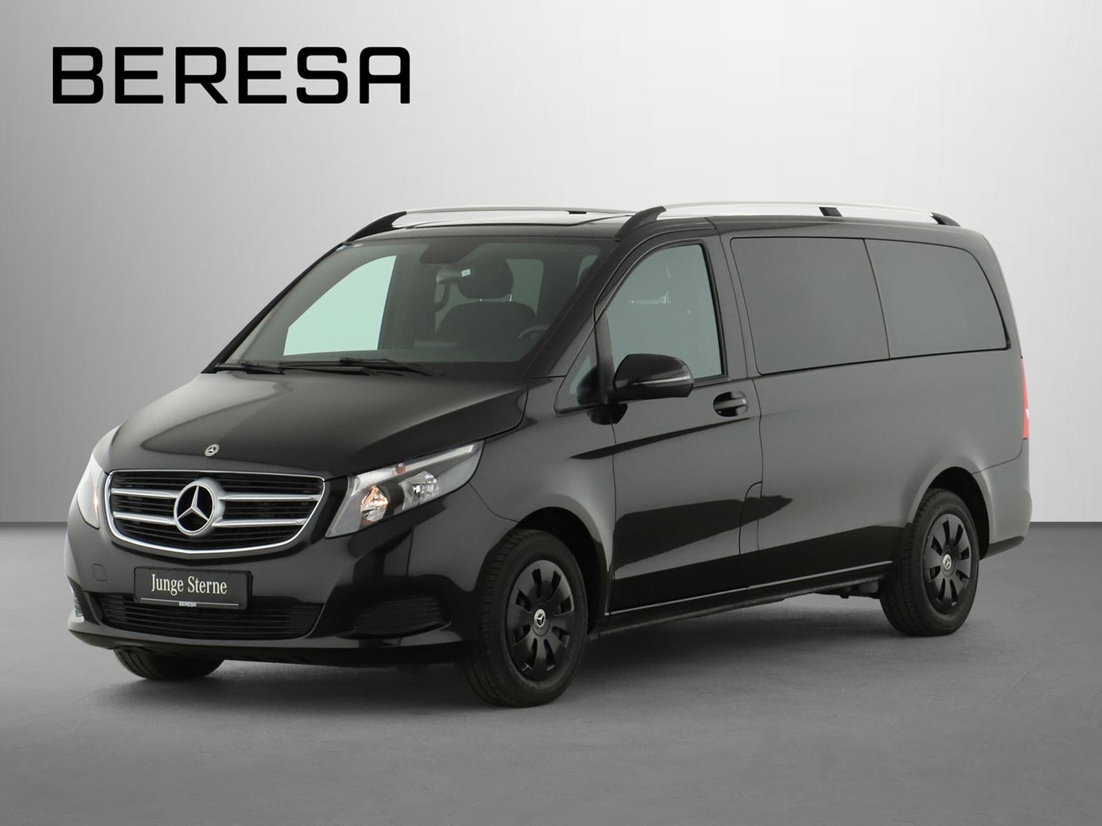 Mercedes-Benz V 220 Rise Lang Kamera AHK Sitzheiz CD Regensens, Jahr 2017, Diesel