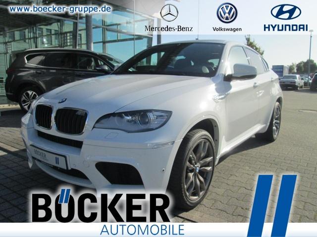 BMW X6 M xdrive AHK Xenon Leder SSD Kamera TV, Jahr 2012, petrol