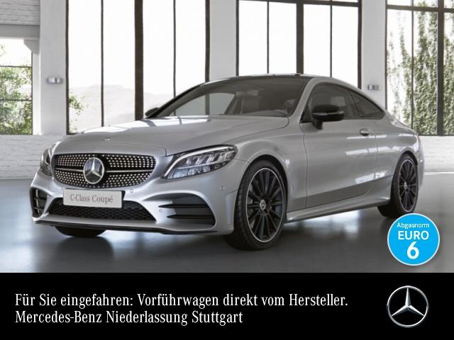 """Mercedes-Benz C 220 d Coupé AMG+Night+Pano+LED+Kamera+19""""+Spur, Jahr 2021, diesel"""