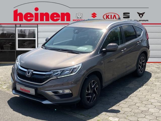 Honda CR-V 2.0 Elegance 2WD i-VTEC NAVI R-KAMERA PDC, Jahr 2017, Benzin