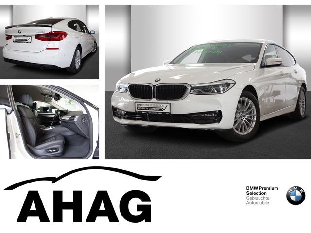 BMW 630d xDrive HUD Komfortsitz LED AHK Euro429,-oAnz, Jahr 2018, diesel