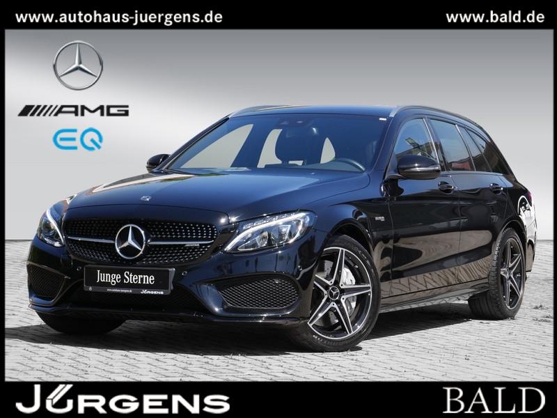 Mercedes-Benz C 43 AMG 4M T Comand/LED/Cam/SHZ/EASY-P/18', Jahr 2017, Benzin