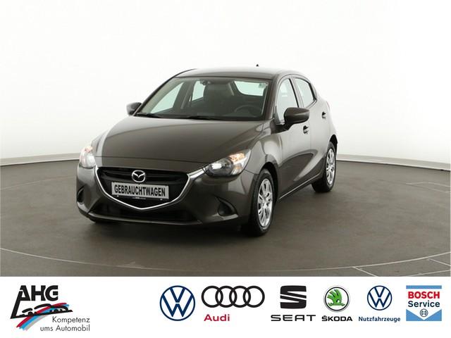 Mazda 2 1.5 SKYACTIV-G 90 Center-Line Klimaanlage, Sitzheizung, Tempomat, 1. Hand GRA, Jahr 2015, Benzin