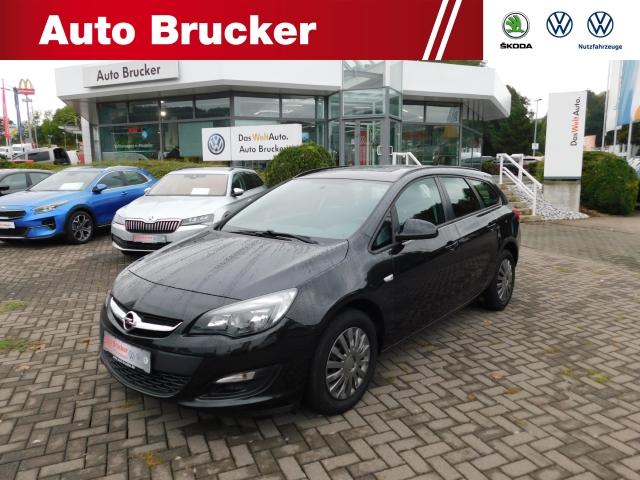 Opel Astra J Sports Tourer Edition 1.6 CDTI Start-Stop-Automatik Park Distance Control USB-Anschluss, Jahr 2015, Diesel