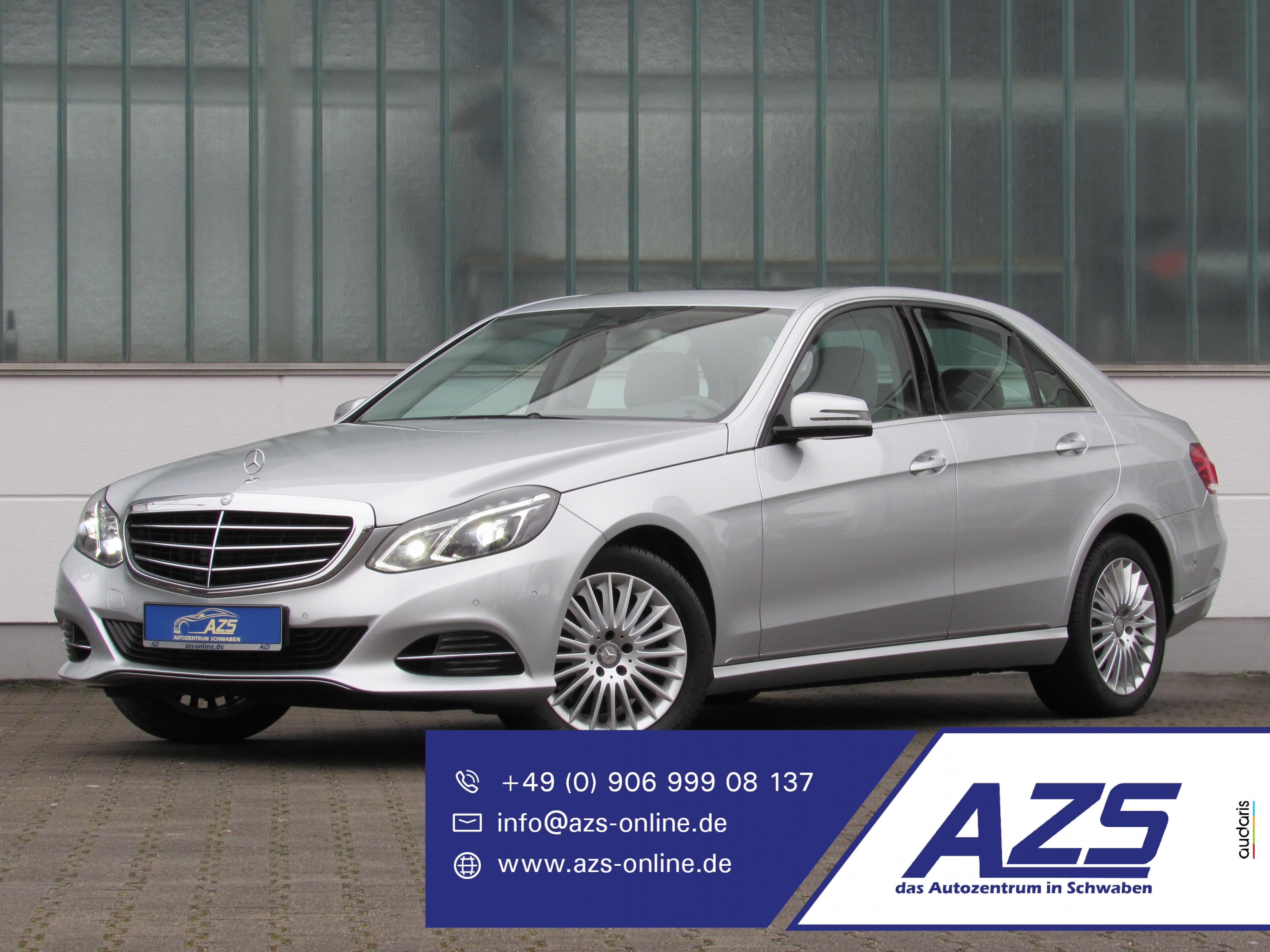 Mercedes-Benz E 300 CDI | LED | AZS-SICHERER-ONLINE-KAUF, Jahr 2013, Diesel