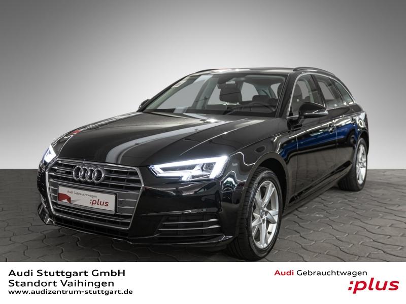 Audi A4 Avant Sport 2,0 TDI quattro Technology LED, Jahr 2018, Diesel