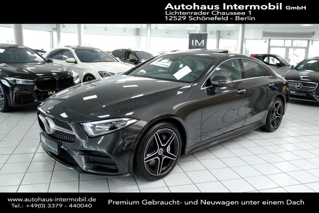 Mercedes-Benz CLS 450 4Matic AMG Styling-Paket 1 Airmatic DC, Jahr 2018, Benzin