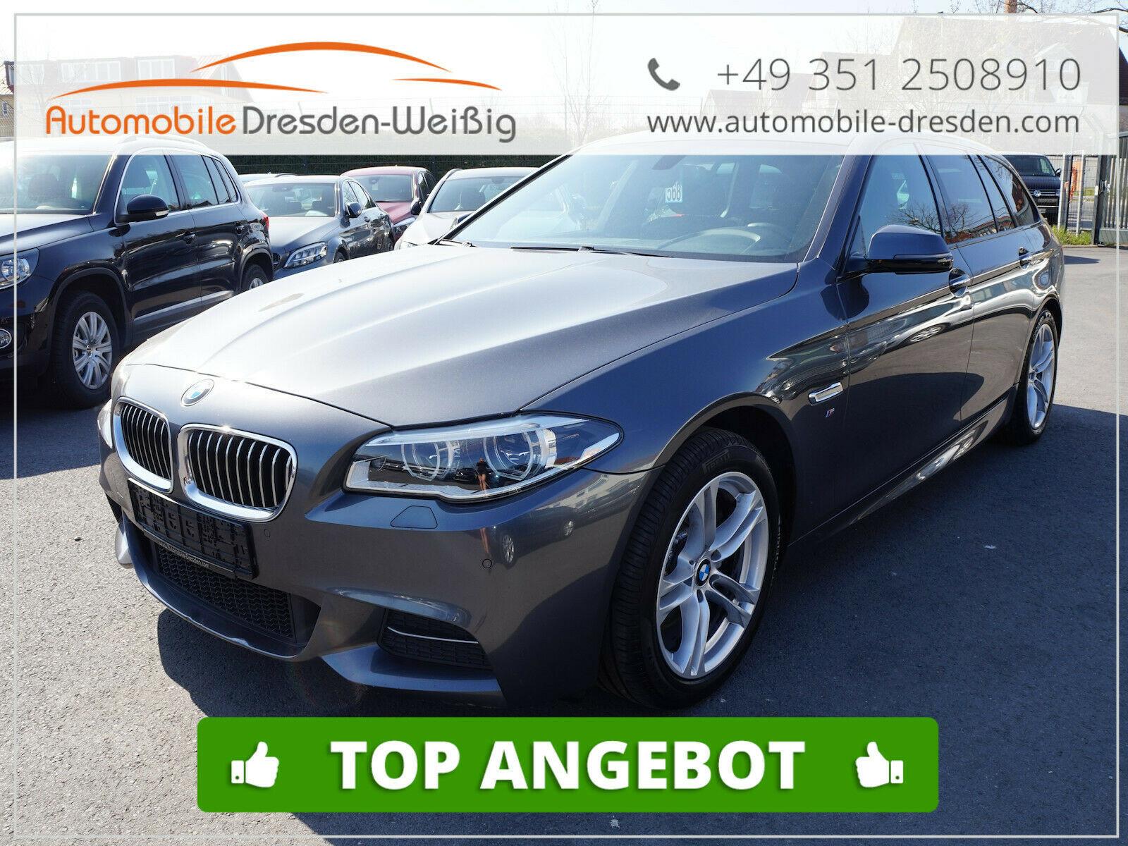 BMW 520 dA xDrive M Sport*adapt.LED*Standheizung, Jahr 2016, Diesel