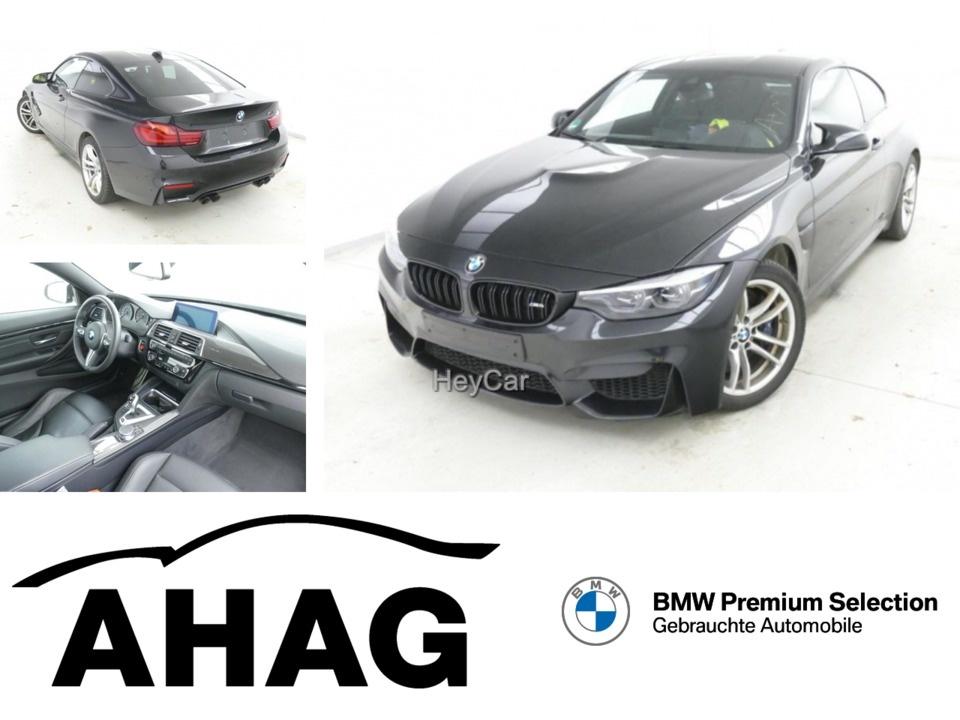 BMW M4 Coupe Competition Paket M DKG 649Euro Leasing, Jahr 2020, Benzin