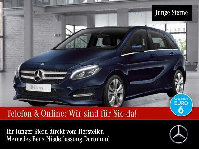 Mercedes-Benz B 180 d Edition B Urban Pano LED Navi Laderaump, Jahr 2017, Diesel