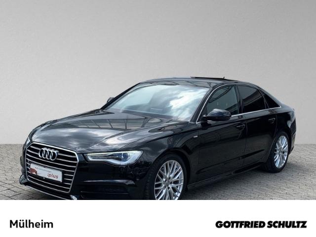Audi A6 Lim. 2.0 TDI ultra S-Line S-tronic XEN NAV RFK S-line, Jahr 2018, Diesel