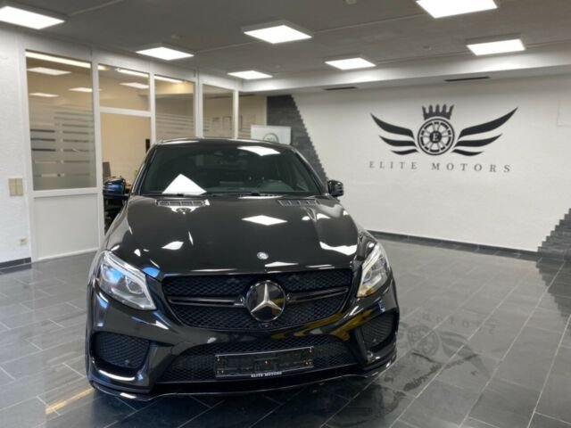 Mercedes-Benz GLE 500 Coupe 4Matic AMG, Jahr 2016, Benzin