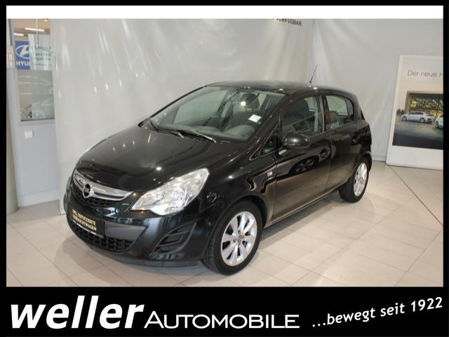 Opel Corsa D 1.2 ACTIVE 5-türig Klima CD-Mp3 Tempomat, Jahr 2013, Benzin