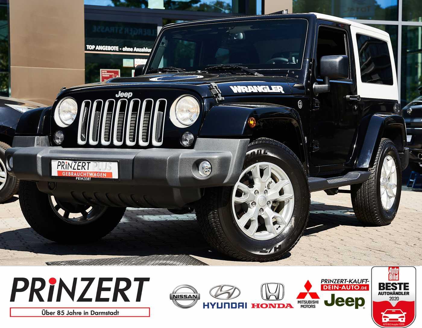 Jeep Wrangler 2.8 CRD AT 'JK Final Edition' MY18 AT Leder, Jahr 2018, Diesel