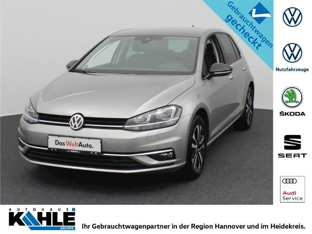 Volkswagen Golf VII 1.6 TDI BMT IQ.DRIVE Navi AHK Klima, Jahr 2019, Diesel
