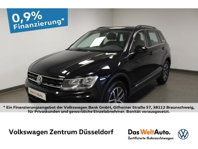 Volkswagen Tiguan Comfortline 1.5 TSI *Kamera*ParkAssist*Alu*, Jahr 2020, Benzin