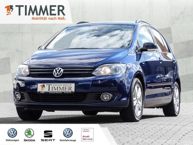 Volkswagen Golf Plus 1.4 TSI Match *AHK*PDC V+H*SHZ*, Jahr 2012, Benzin