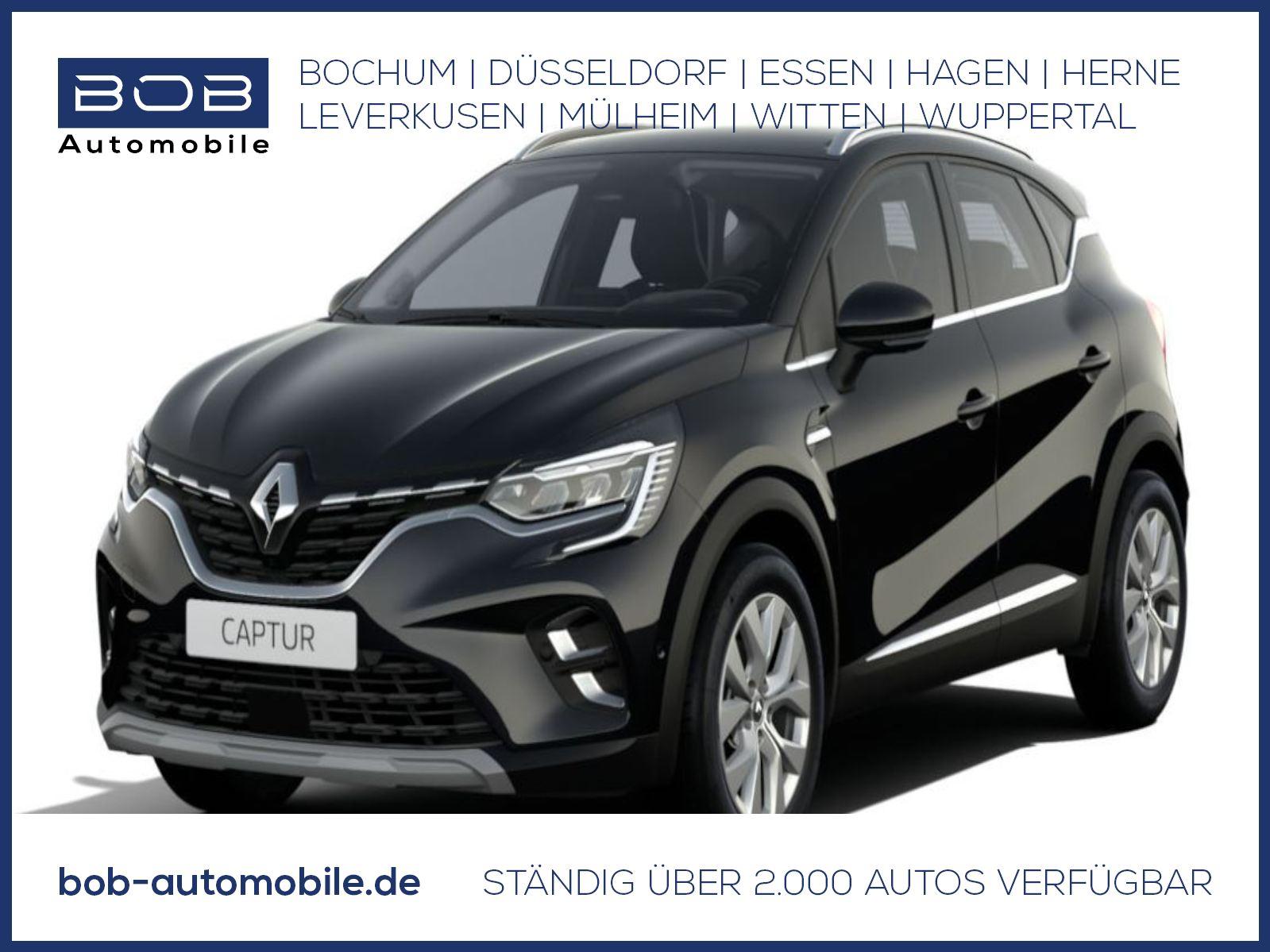 Renault Captur INTENS TCe 140 NAVI SafetyPlus-P., Jahr 2021, Benzin