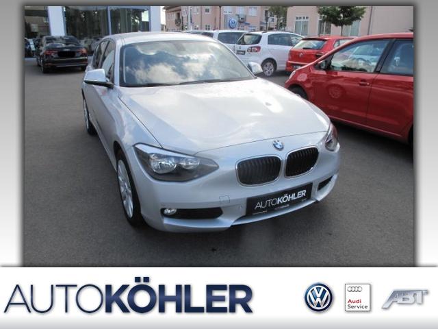 BMW 116i 1.6l 6-Gang-Schaltgetriebe, Jahr 2013, Benzin