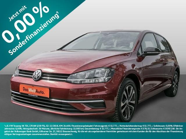 Volkswagen Golf 1.0 OPF IQ.DRIVE NAVI APP-CONN ACC PDC ALU, Jahr 2019, Benzin