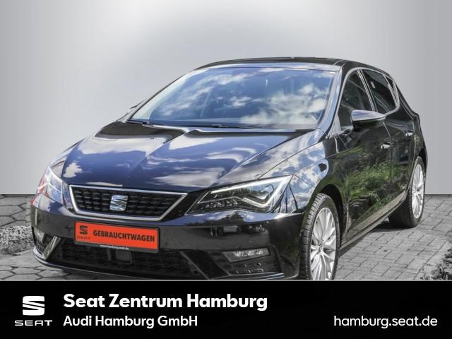 Seat Leon 1.5 TSI Style 6-Gang PANO LED BEATS ALCANTARA NAVI, Jahr 2019, Benzin