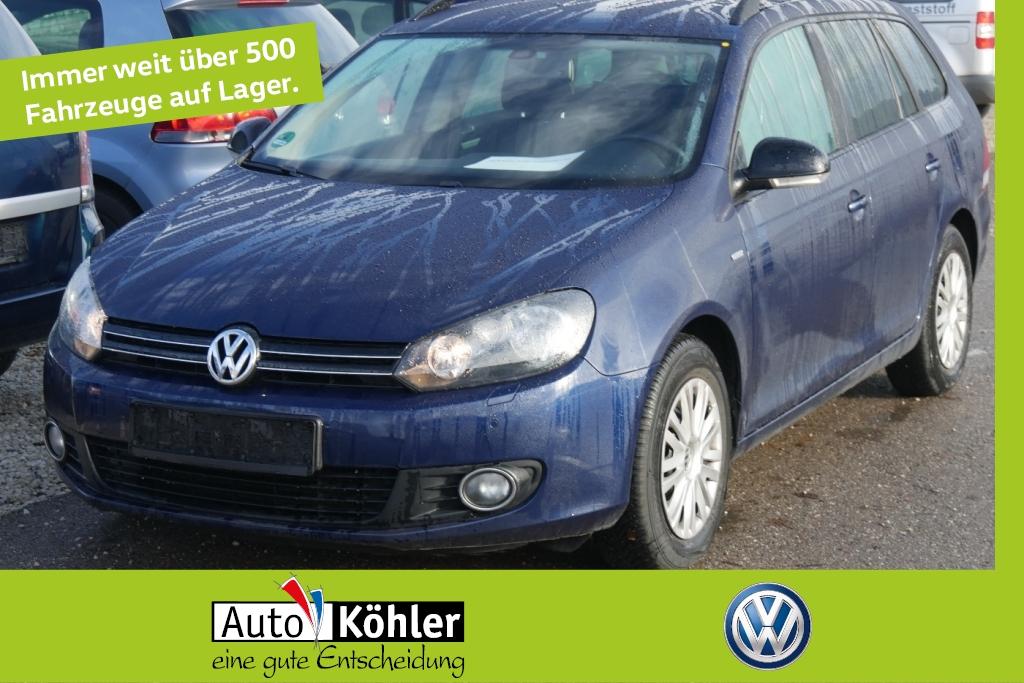 Volkswagen Golf Variant Match TSi Nur für Gewerbe und Expor, Jahr 2012, petrol