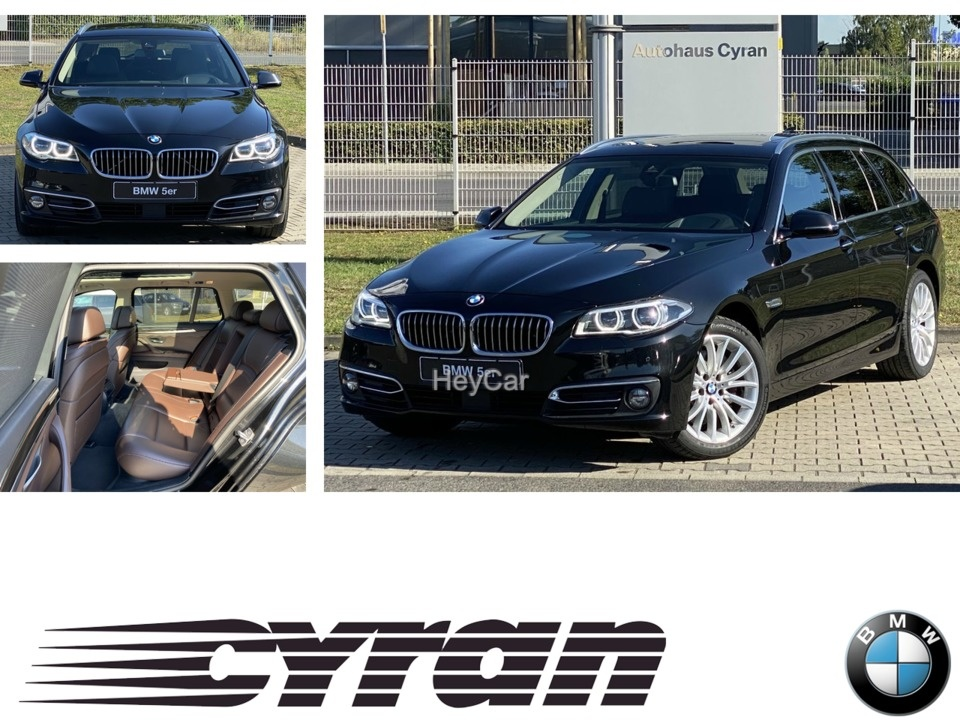 BMW 530d xDrive Tour.Luxury Driving Ass.Plus Pano, Jahr 2014, Diesel