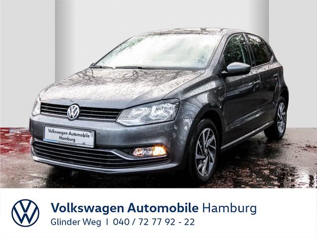 Volkswagen Polo 1.0 Sound/Ganzjharesreifen/Einparkhilfe, Jahr 2017, Benzin