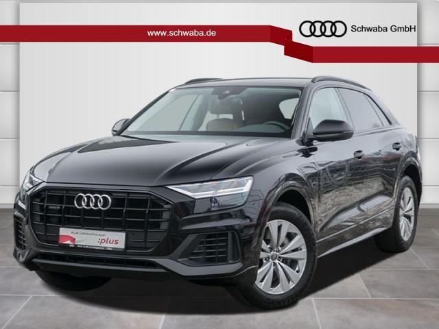 """Audi Q8 45 TDI quattro *AHK*LUFT*NAVI*R-KAM*4J-GA*19"""", Jahr 2019, diesel"""