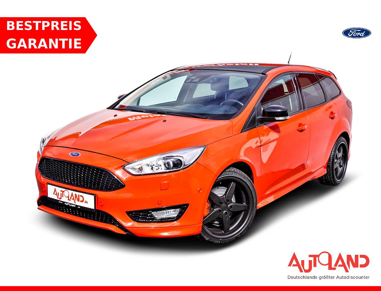 Ford Focus, Jahr 2016, Benzin