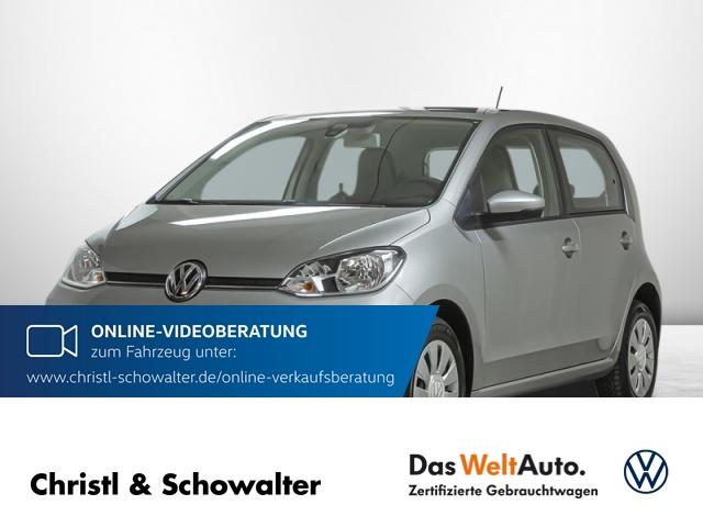 Volkswagen up! move up! 1.0 ASG PDC Klimaanlage Bluetooth, Jahr 2016, Benzin
