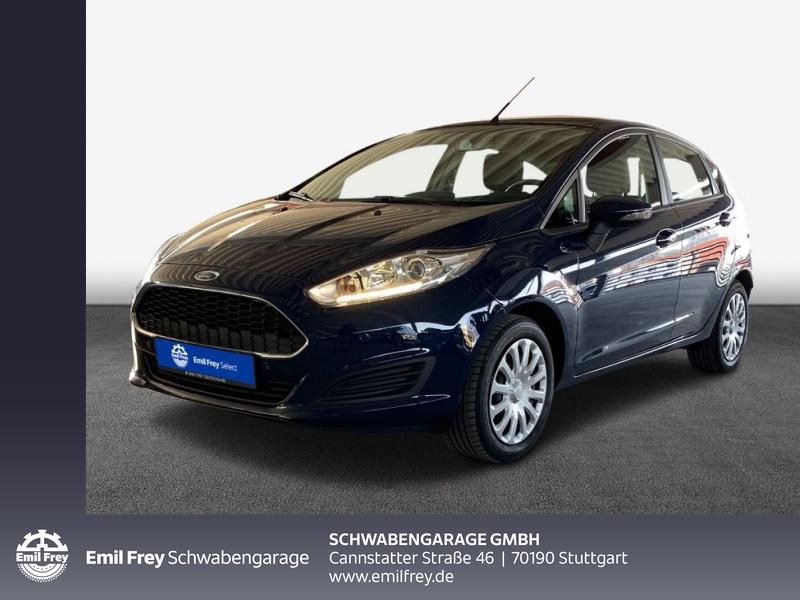 Ford Fiesta 1.0 EcoBoost Start-Stop Navi Klima PDC, Jahr 2017, Benzin