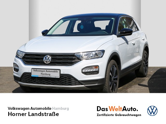 Volkswagen T-Roc 1.5 TSI DSG ACT United Navi Sitzheizung, Jahr 2020, Benzin