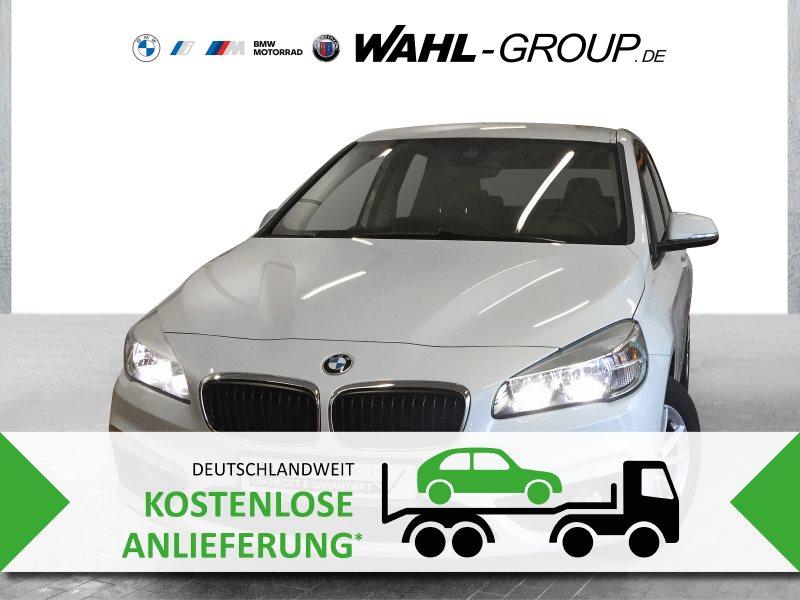 BMW 216i Active Tourer Advantage Komfortzg. Shz PDC, Jahr 2017, Benzin
