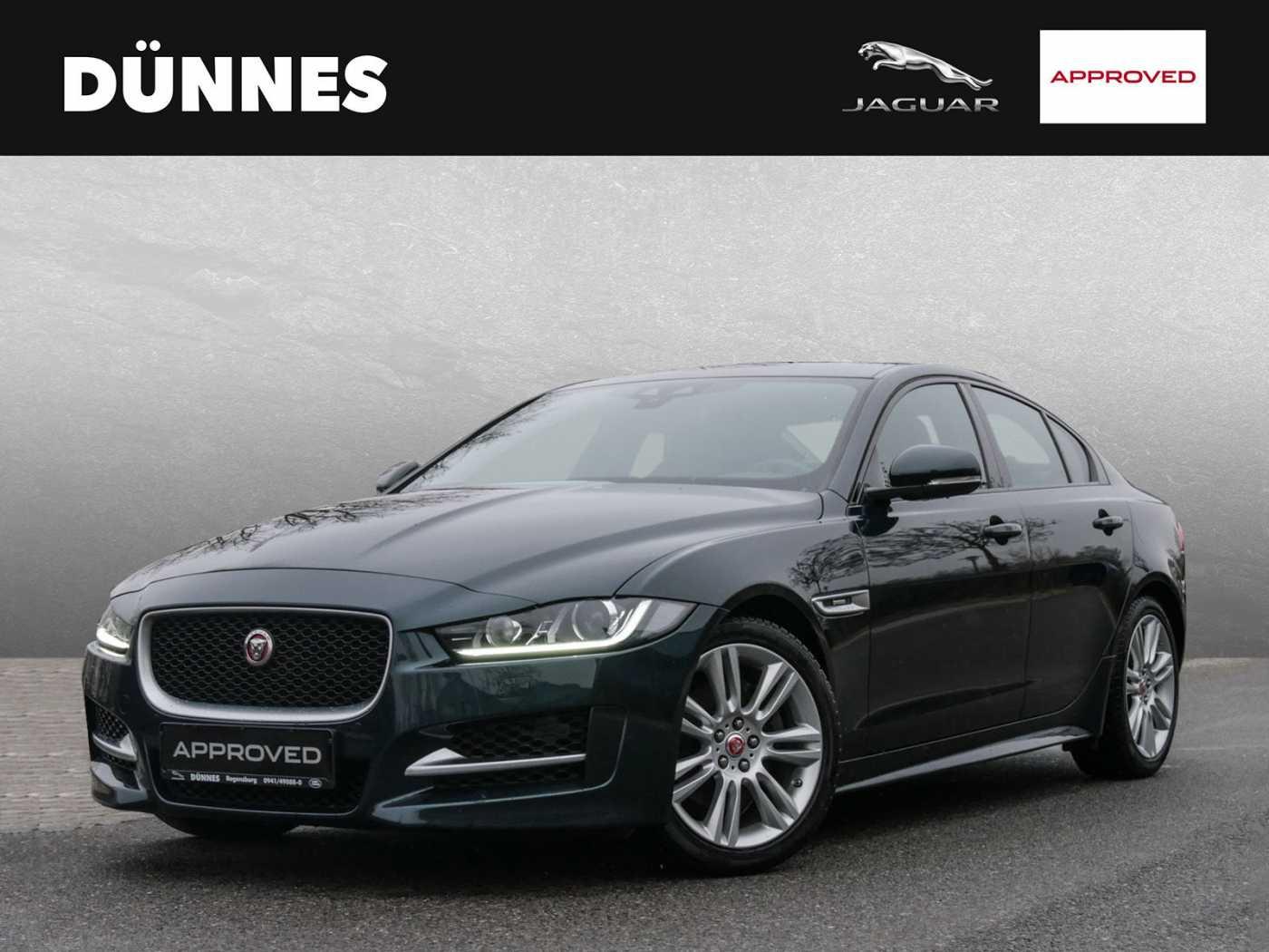 Jaguar XE 20d Aut. R-Sport, Jahr 2015, Diesel