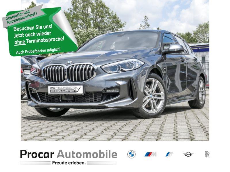 BMW 118i M SPORT LED LIVE COCKPIT+ LEDER KOMFORTZUG., Jahr 2019, Benzin