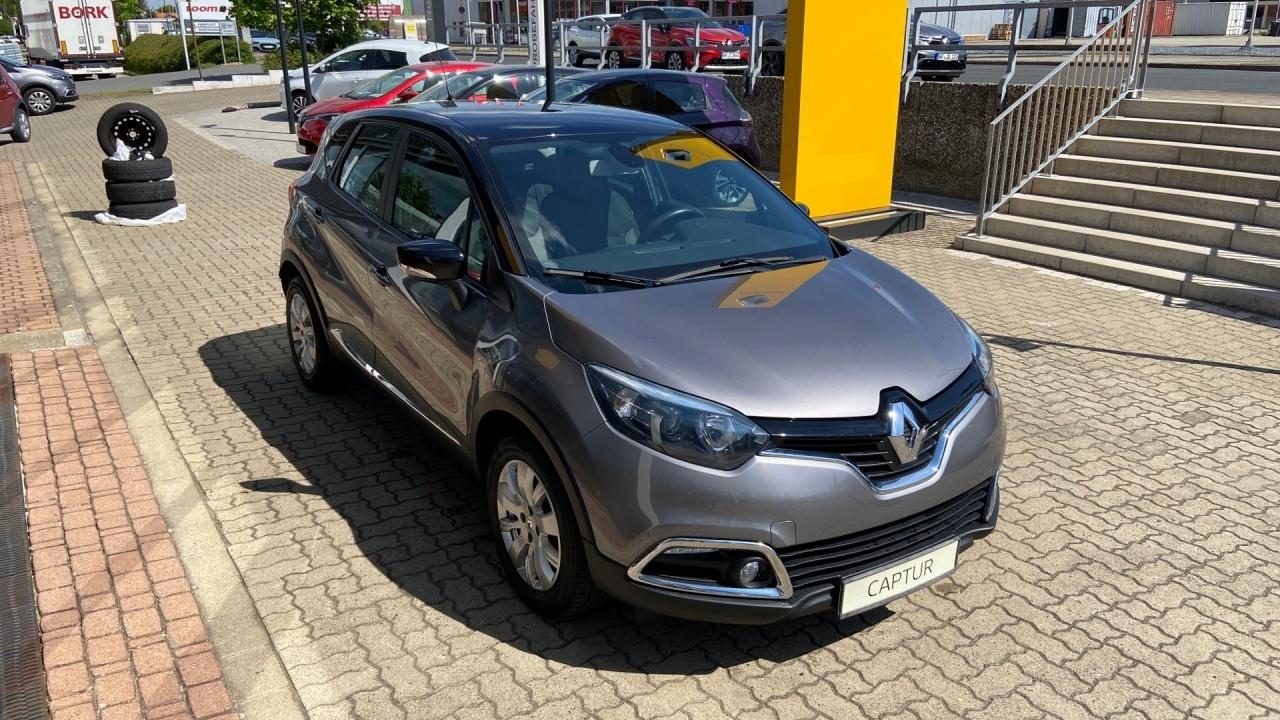 Renault Captur Dynamique ENERGY dCi 90 NAVI+WKR+BT+KLIMA, Jahr 2015, Diesel
