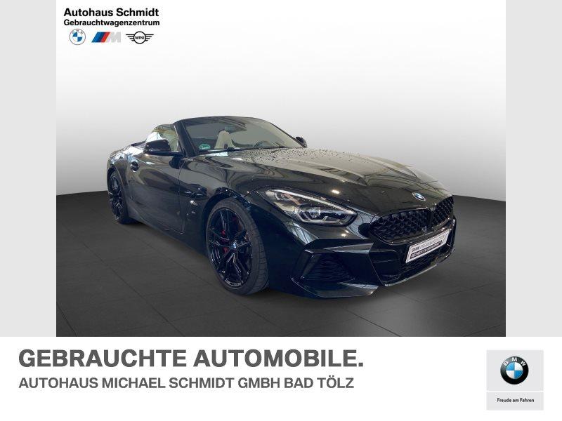 BMW Z4 M40i Head Up*Memory*19 Zoll*Harman Kardon*ACC*, Jahr 2021, Benzin