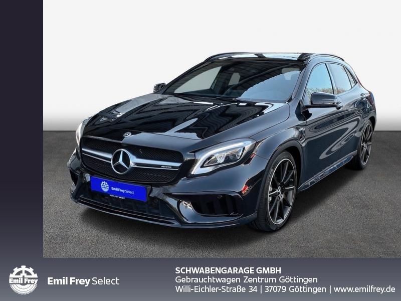 Mercedes-Benz AMG GLA 45 4Matic AMG Speedshift 7G-DCT, Jahr 2018, Benzin