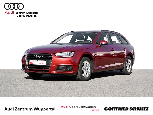 Audi A4 Avant 1.4TFSI ACC AHK LANE KAMERA CONNECT SHZ XEN NAV MUFU PDC VO HI BT 16ZOLL, Jahr 2017, Benzin
